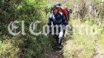 Río Blanco: geólogo rescatado rindió manifestación en Divincri - Noticias de margarita chico