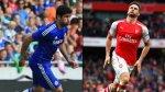 Chelsea vs. Arsenal: empatan 0-0 por el título de la Supercopa - Noticias de estados unidos