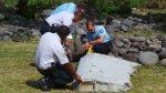 Vuelo MH370: Posibles restos del avión perdido llegan a Francia - Noticias de policias muertos