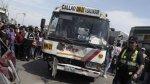 Chofer de Orión resultó herido tras chocar en Av. Javier Prado - Noticias de papeletas de transito