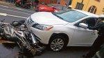 Agresividad al volante es una de las causas de accidentes - Noticias de accidente de transito
