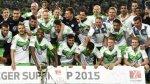 Wolfsburgo de Carlos Ascues es campeón de la Supercopa alemana - Noticias de fútbol alemán