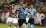Ronaldinho debutó con Fluminense en la victoria sobre Gremio