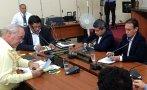 Comisión Orellana debatiría su informe final a fin de mes