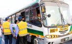 Este 14 de agosto culmina evaluación a empresas de transporte