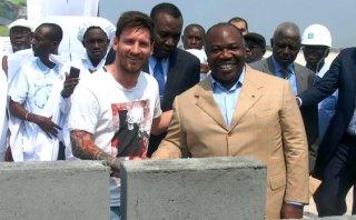 "Messi: ONG critica su visita a Gabón por ""respaldar dictadura"""