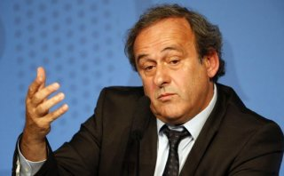Paraguay oficializó apoyo a Platini para presidir la FIFA