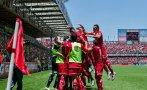 Con Christian Cueva Toluca venció 2-1 a Pumas y es puntero