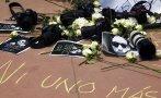 México repudia el asesinato del fotoperiodista Rubén Espinosa