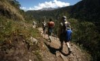 Plantean puesta en valor de corredor ecoturístico pedestre