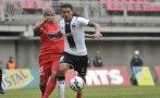 Christofer Gonzales brilló y Colo Colo goleó 5-0 a Ñublense
