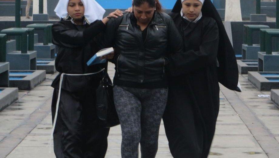 Así se disfrazan los serenos para patrullar en Ate [FOTOS]