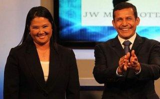 """Keiko a Humala: """"Enfóquese, trabaje, deje de dar explicaciones"""""""
