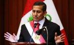 Humala respondió sobre temas que no tocó en mensaje a la nación