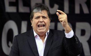 """""""Humala dice que invirtió más, quizás en pagar a sus ministros"""""""