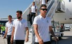 Real Madrid arribó a Alemania para disputar la Audi Cup (FOTOS)