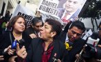 Viuda de Hugo Bustíos dice que Urresti quiere politizar juicio
