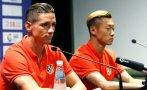"""Fernando Torres: """"Me falta ganar la liga con Atlético Madrid"""""""