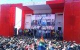 Gobierno inauguró la red dorsal de fibra óptica en Huancavelica