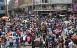 Gamarra: vendedores se amotinaron por clausura de galería