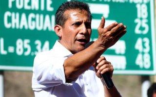 """Humala: """"Las cifras están ahí, no le tengan miedo a la verdad"""""""