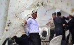 Callao: seis heridos por explosión en sede del INPE