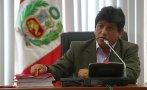 """Gutiérrez tilda de """"insensato"""" a Cateriano por sueldo mínimo"""