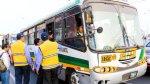 Este 14 de agosto culmina evaluación a empresas de transporte - Noticias de gerencia de transporte urbano