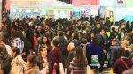 FIL Lima 2015: la programación del último día de feria - Noticias de heli