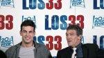 """Antonio Banderas: """"La película 'Los 33' es sobre el ser humano"""" - Noticias de mike medavoy"""