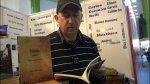 Entrevista a Manuel Martínez Opazo, autor de Yolanda - Noticias de feria internacional del libro