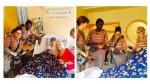 Las nuevas 'cazafantasmas' visitan un hospital de niños - Noticias de cáncer infantil