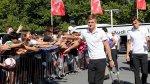 Real Madrid arribó a Alemania para disputar la Audi Cup (FOTOS) - Noticias de cuantos habitantes tiene la ciudad de arequipa en la actualidad