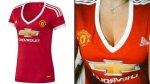 """Acusan de """"sexista"""" al Manchester por su camiseta para mujeres - Noticias de cuantos habitantes tiene la ciudad de arequipa en la actualidad"""