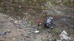 Choque frontal en Carretera Central dejó ocho heridos - Noticias de essalud
