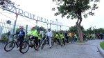 Promueven turismo en bicicleta para conocer una Lima distinta - Noticias de arequipa