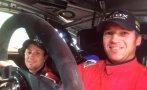 Nicolás Fuchs y un análisis de su campaña en la WRC2