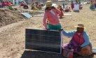 Osinergmin norma cobro de energía generada de fuente renovable