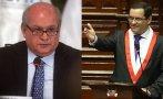 Congreso: Iberico recibe hoy a primer ministro Cateriano