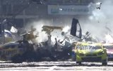 Terrible accidente en carrera de circuito en Brasil (VIDEO)