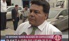 Taxista negó ser cómplice en asalto y querellará a pasajeros