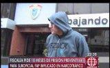 Piden prisión preventiva para militar implicado en narcotráfico