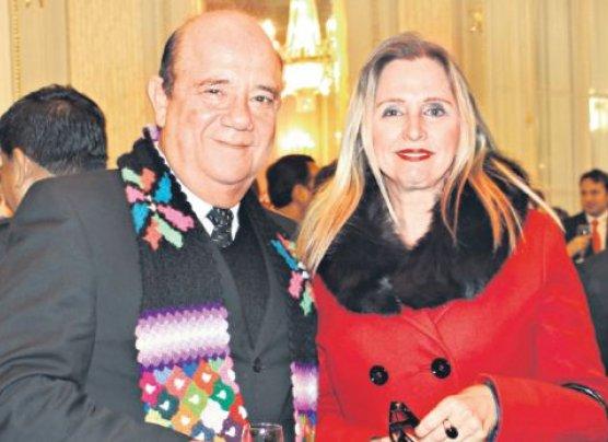 En Brasil investigan a esposa de ex ministro de Alan García