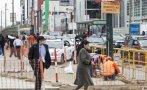 San Isidro: así lucen las obras del estacionamiento subterráneo