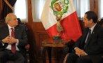 """""""Gobierno y Congreso están obligados a trabajar por el Perú"""""""