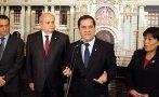 """""""Las puertas del Congreso están abiertas para la concertación"""""""