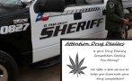 EE.UU.: Policía pide a los narcos que denuncien a sus rivales