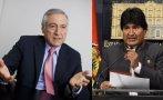 """Chile a Evo: """"Todo tiene un límite, nos vemos en La Haya"""""""