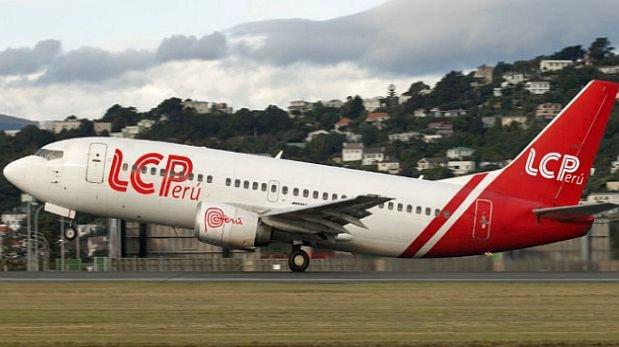 Aerolínea LC Perú volará a Ecuador, Bolivia y Estados Unidos
