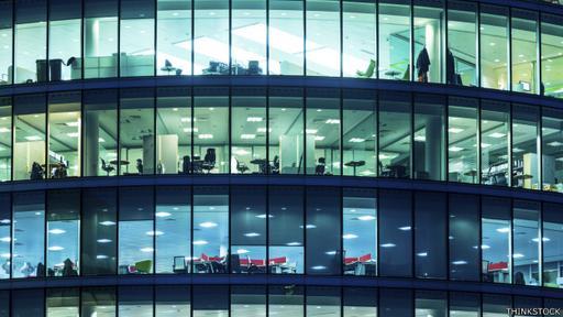 La mayoría de las oficinas están diseñadas con un modelo térmico de hace medio siglo que favorece a los hombres.